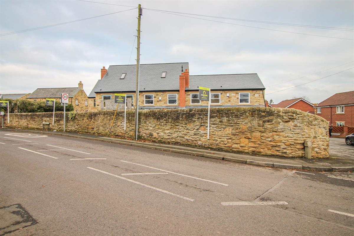Plot 4, Fell Farm, High Spen, Rowlands Gill