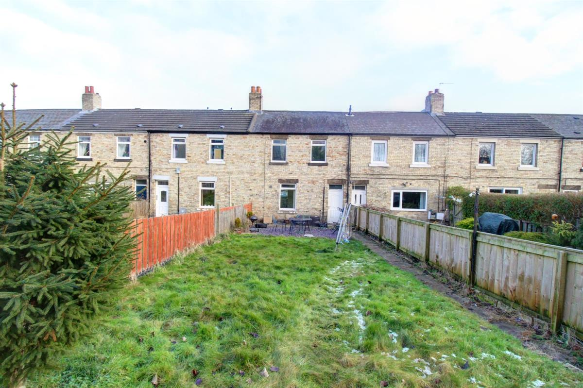 Lilley Terrace, Rowlands Gill