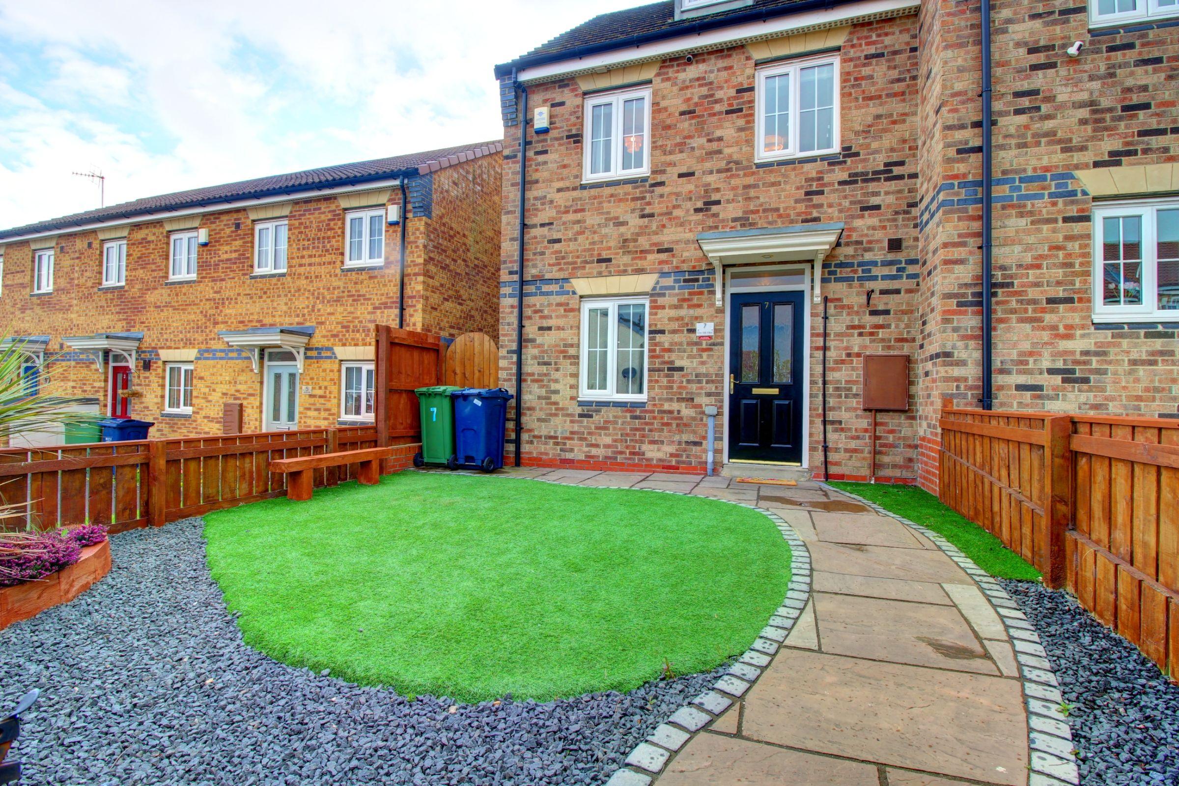 Low Mill Villas, Blaydon-on-Tyne