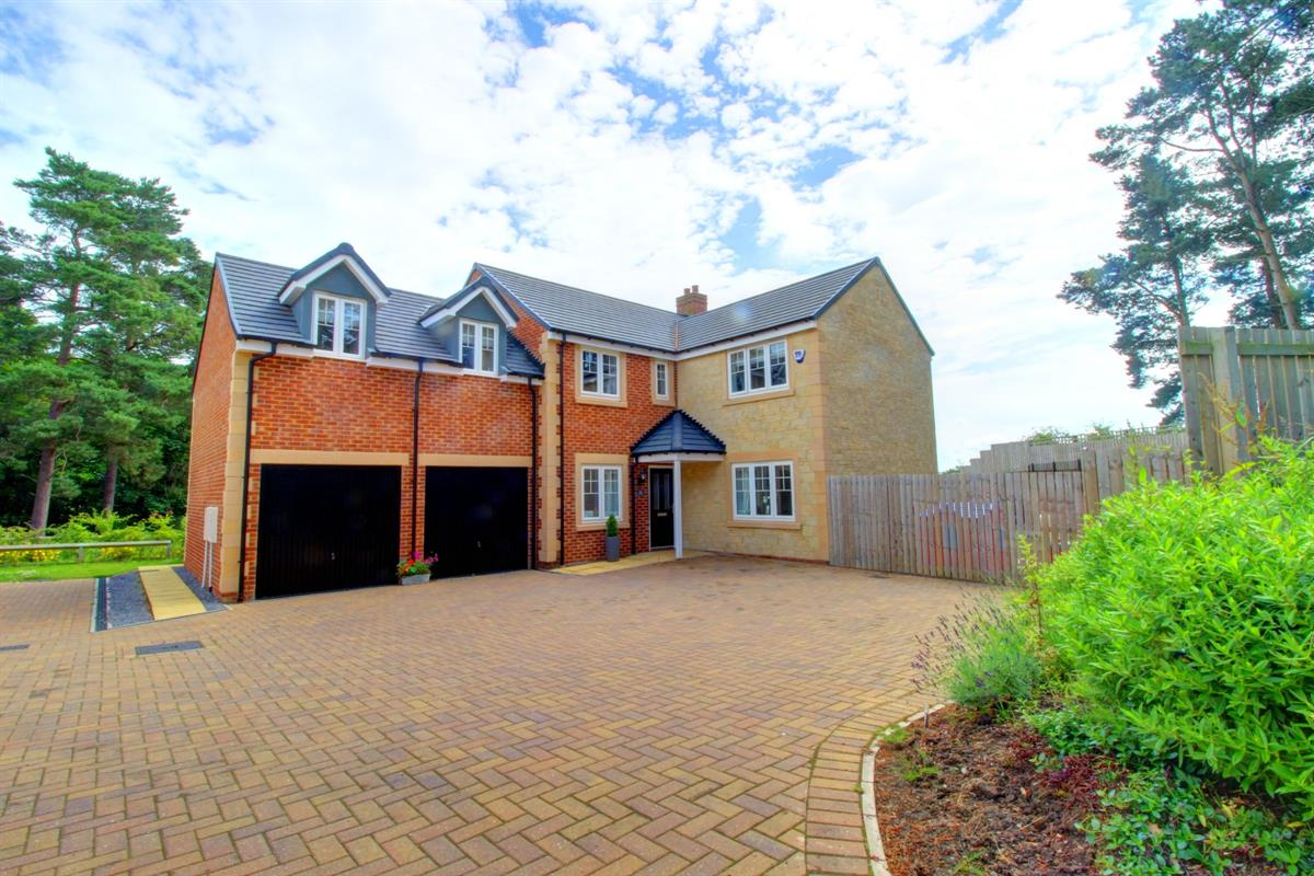Woodlands Way, Thornley Woods Estate, Tyne and Wear