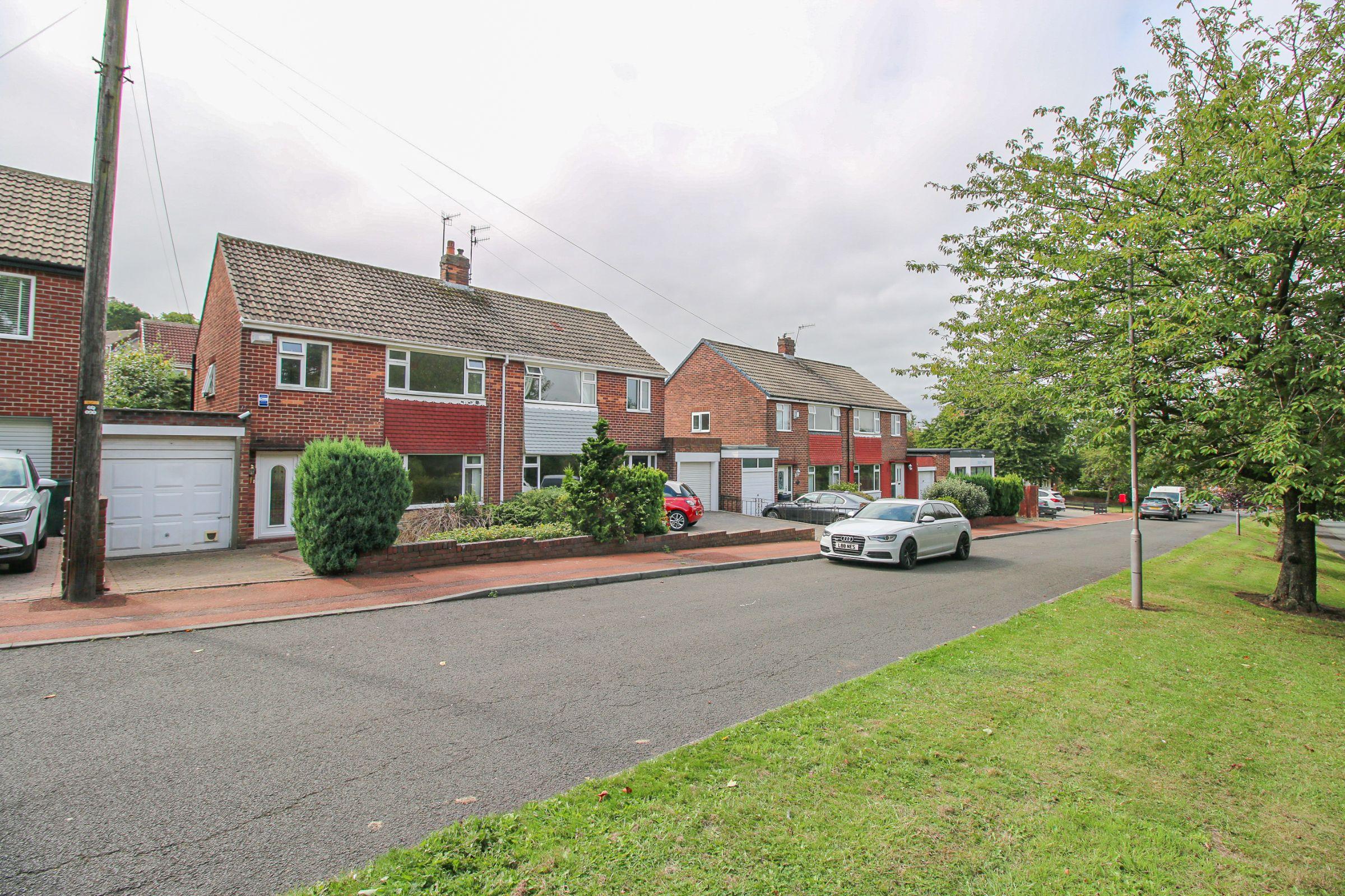 Beverley Drive, Swalwell, Newcastle upon Tyne